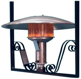 If The Configuration Of The Patio Activity Varies, The Model A242 Offers  The Convenience And Economy Of A Natural Gas Patio Heater, But The  Flexibility Of A ...